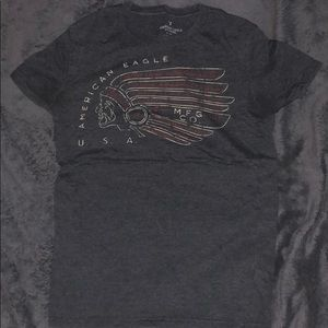 American Eagle Native T-Shirt (XS)